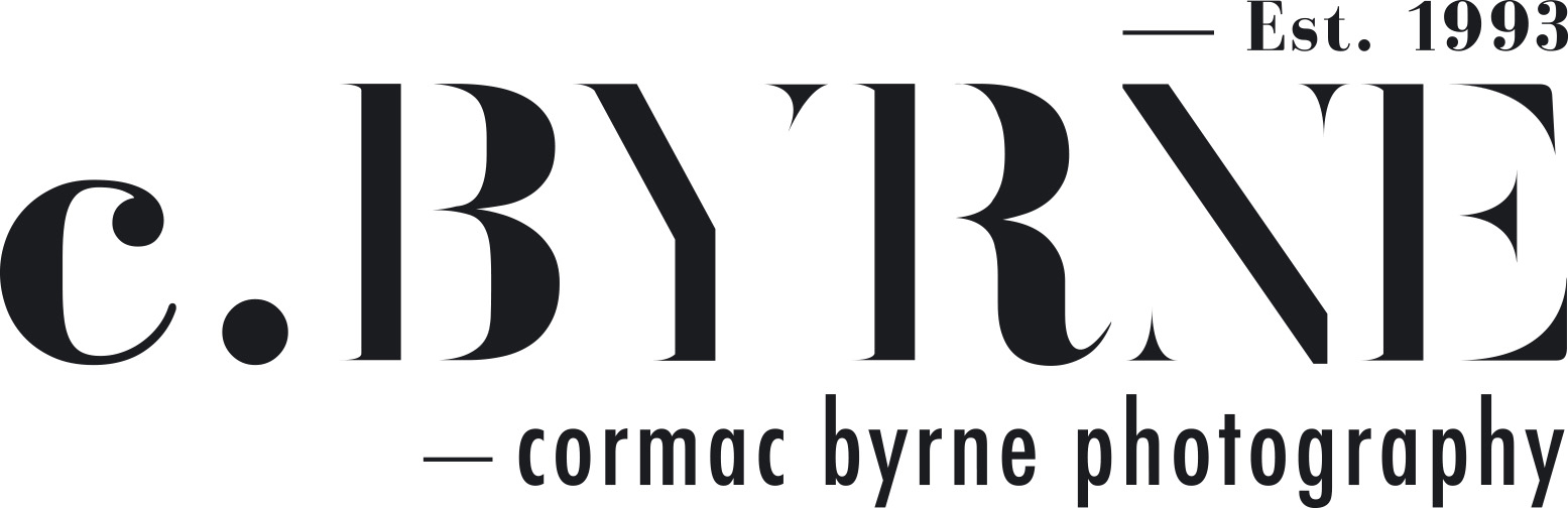 Logo for Cormac Byrne Photography